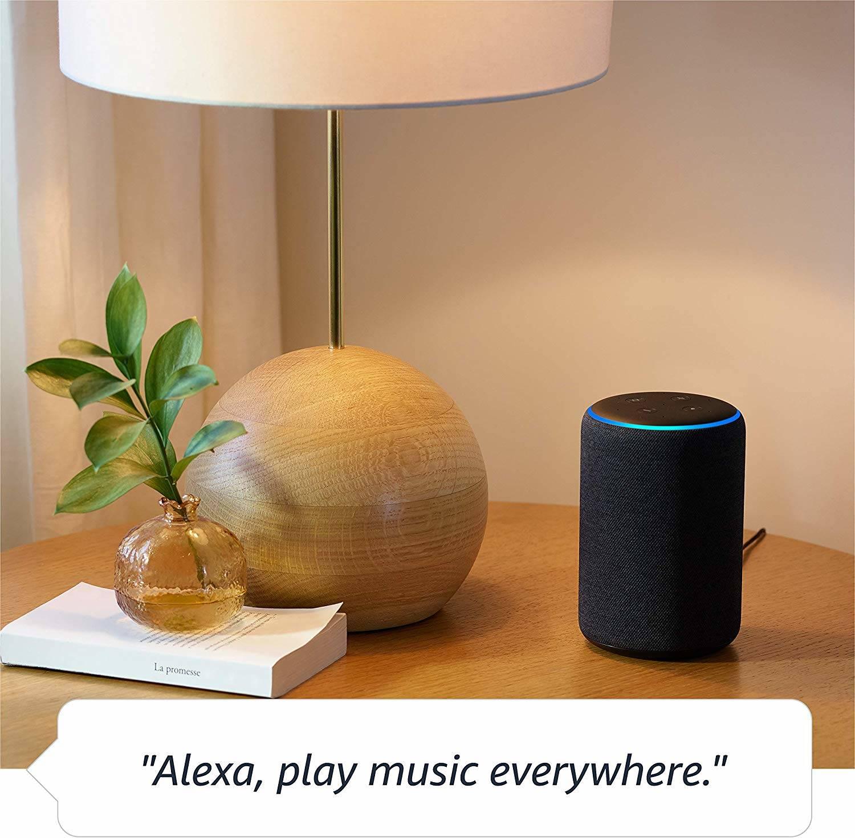 Amazon Echo 3rd generation Smart speaker with Alexa