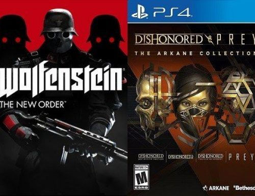 Bethesda's games Wolfenstein, Dishonored, and Prey are hitting Xbox Series S/X, according to Entertainment Software Rating Board (ESRB)