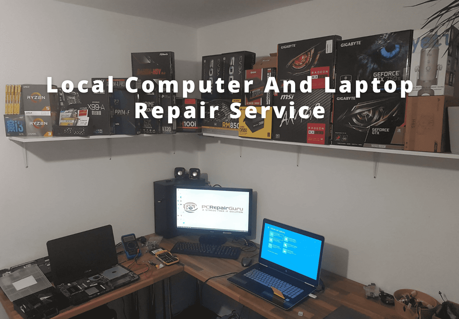 Local Computer And Laptop Repair Service