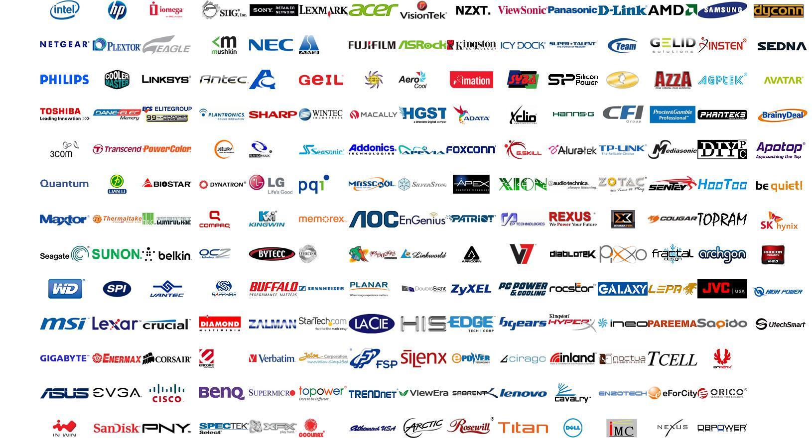 Computer-repair-brands